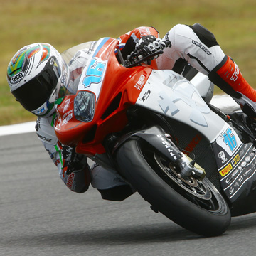 A HISTORIC WIN FOR MV AGUSTA BACK ON TOP OF THE PODIUM AFTER 38 YEARS