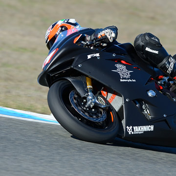 POSITIVE DEBUT AT JEREZ FOR THE MV AGUSTA REPARTO CORSE � YAKHNICH MOTORSPORT TEAM