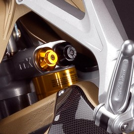 Rear shock absorber Ohlins