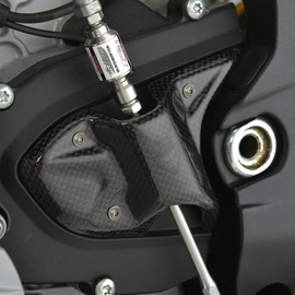 Sprocket cover carbon fiber