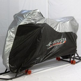 Bike cover waterproof Silver / Black MV Agusta Corse
